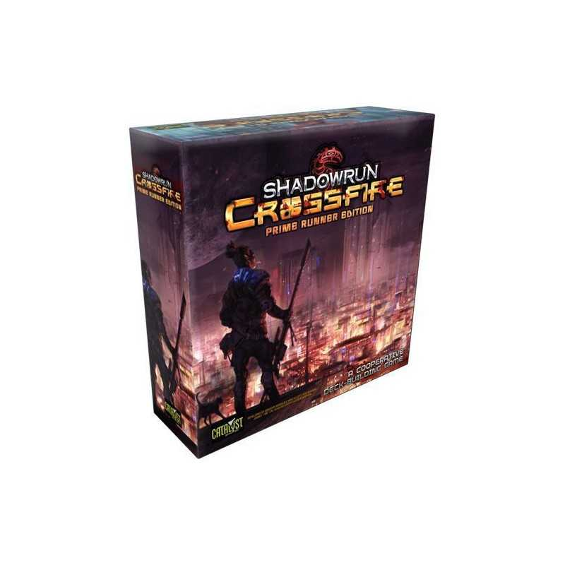 Shadowrun Crossfire