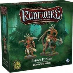 Runewars Prince Faolan Expansion (ENGLISH)