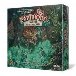 No rest for the wicked expansión Zombicide Black Plague