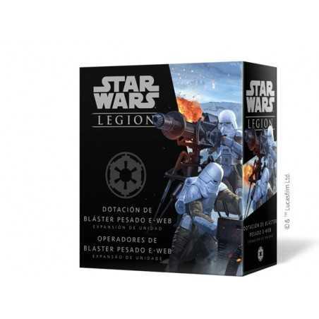 Operadores de bláster pesado E-Web Star Wars Legión