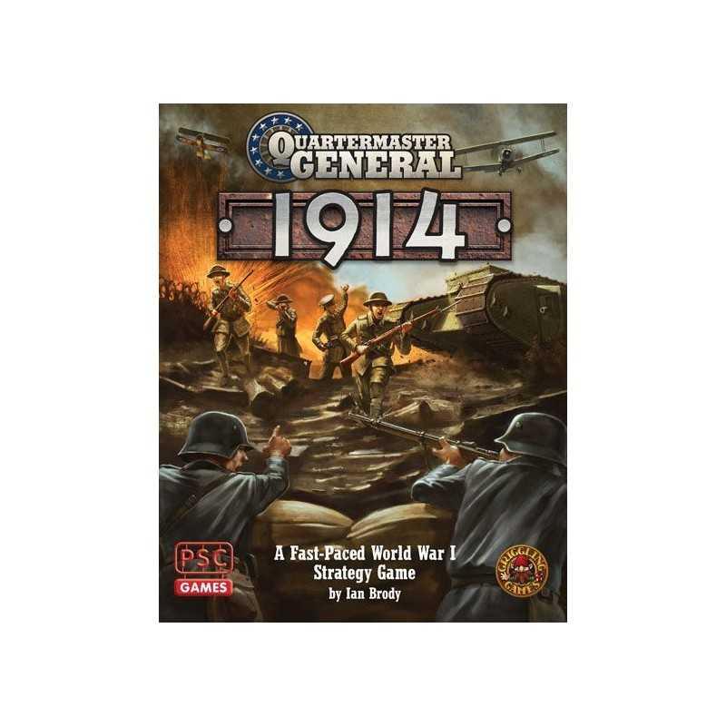 Quartermaster General 1914