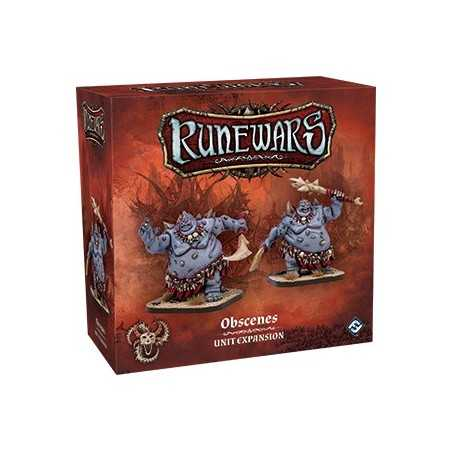 Runewars Obscenes Expansion Pack (ENGLISH)