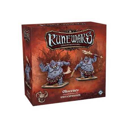Runewars Obscenes Expansion Pack (ENGLISH)