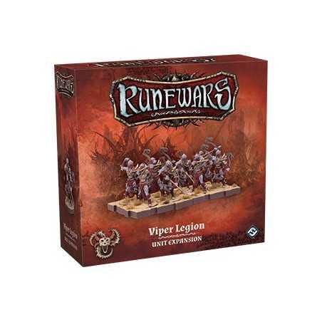 Runewars Viper Legion (ENGLISH)