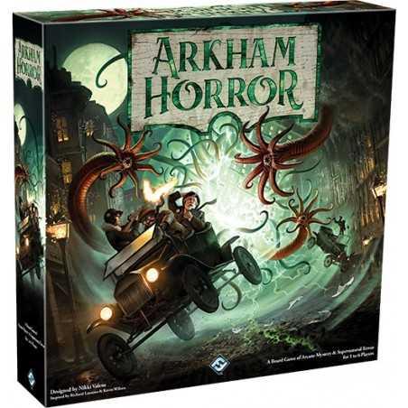 Arkham Horror Third Edition (English)