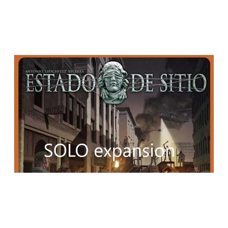 Estado de Sitio SOLO expansion