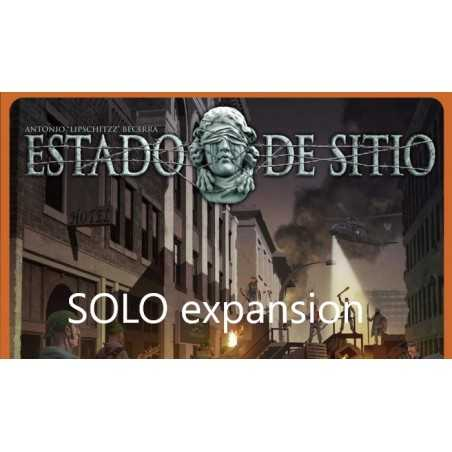 Estado de Sitio SOLO expansion