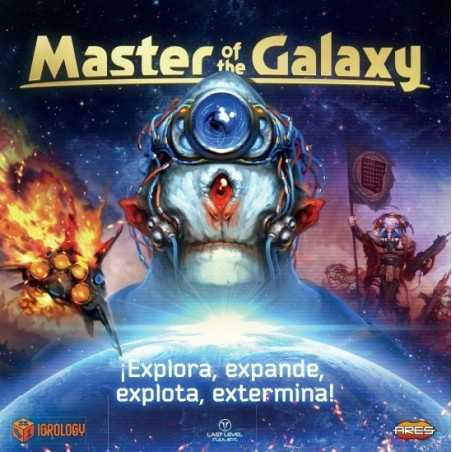 Master of the Galaxy Edición Kickstarter