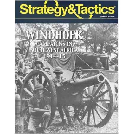 Strategy & Tactics 313 Windhoek