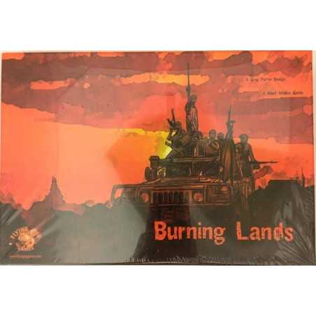 Armageddon War Burning Lands Expansion