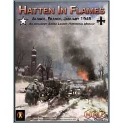 Hatten in Flame