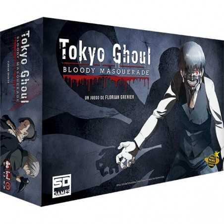Tokyo Ghoul Bloody Masquerade