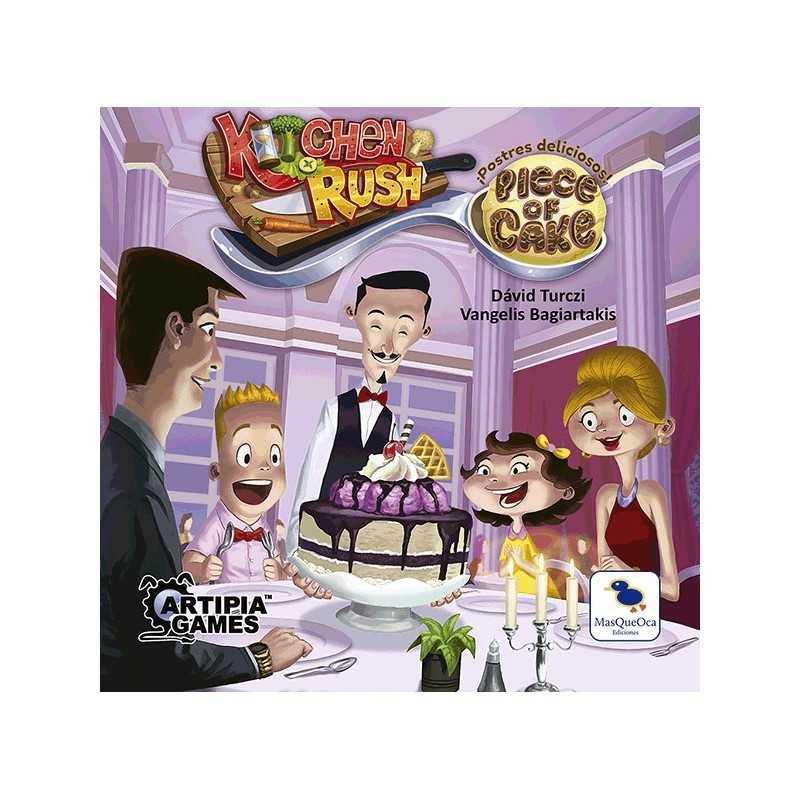 Kitchen Rush expansión postres deliciosos