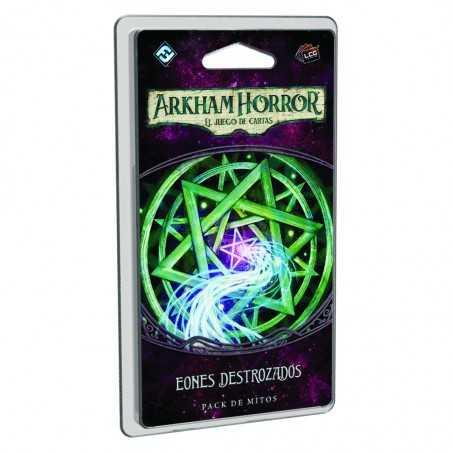 Eones destrozados Arkham Horror el juego de cartas