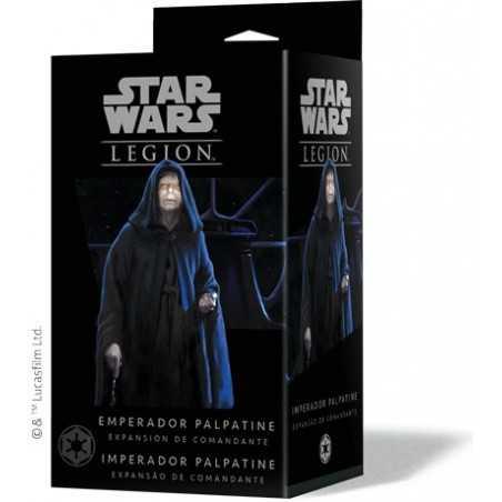 Emperador Palpatine Star Wars Legión