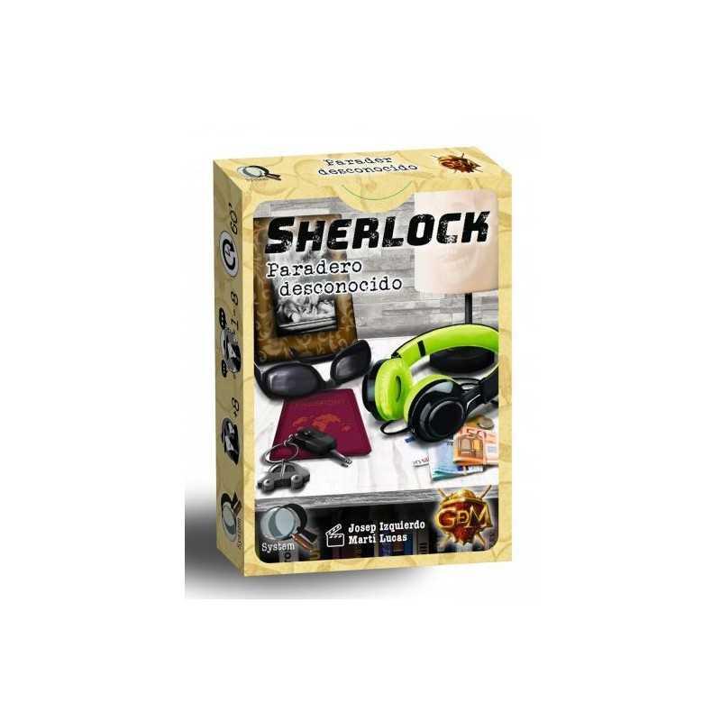 Serie Q Sherlock Paradero desconocido