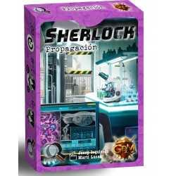 Serie Q Sherlock Propagación