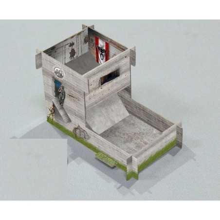 Torre de dados Normandy