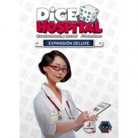 Dice Hospital EXPANSIÓN DELUXE