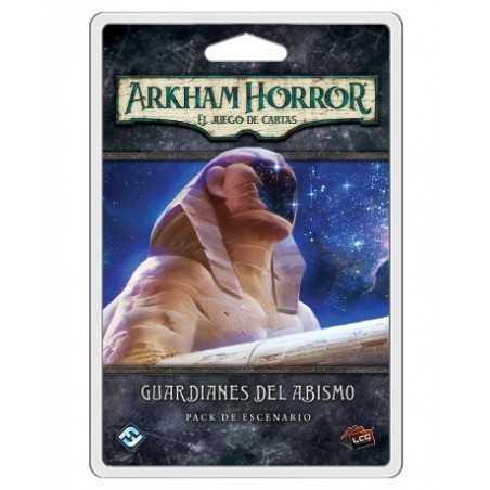 Guardianes del Abismo Arkham Horror el juego de cartas