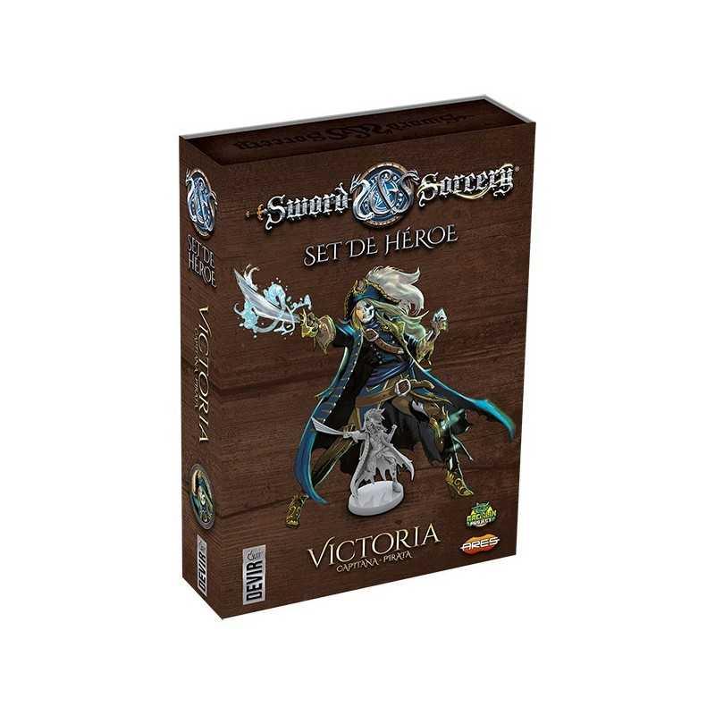 Victoria Sword & Sorcery expansión