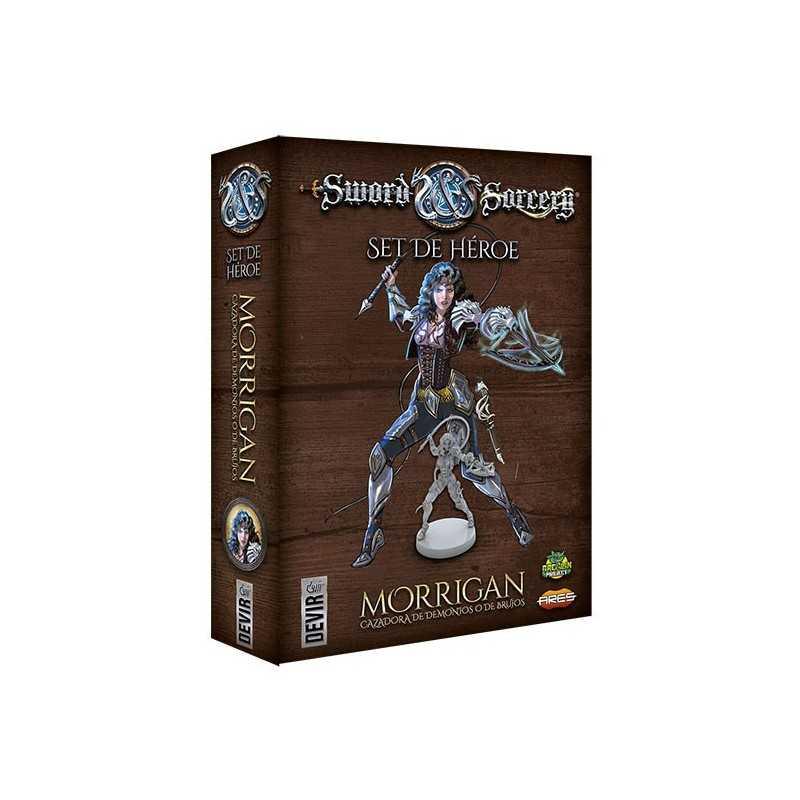 Onamor Sword & Sorcery expansión