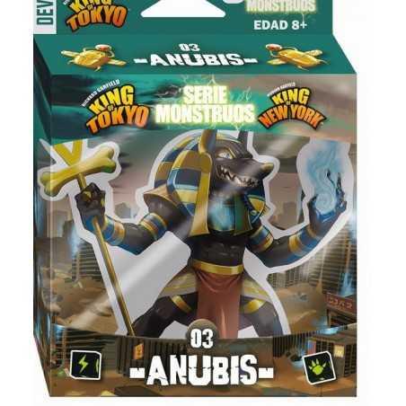 King of Tokyo Anubis