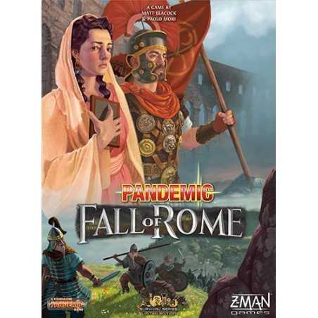 Pandemic The Fall of Rome (English)
