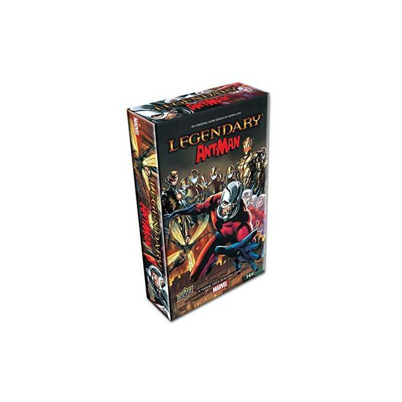 Legendary Ant Man Small Box
