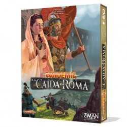 Pandemic LA CAÍDA DE ROMA