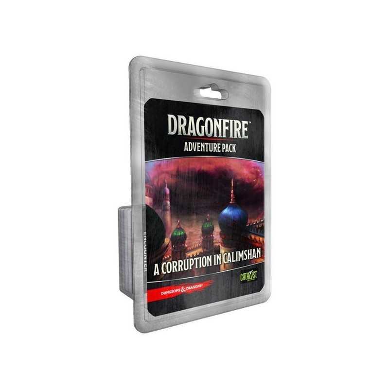 Dragonfire Corruption in Calimshan