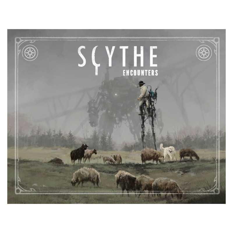Scythe The Rise of Fenris (ENGLISH)