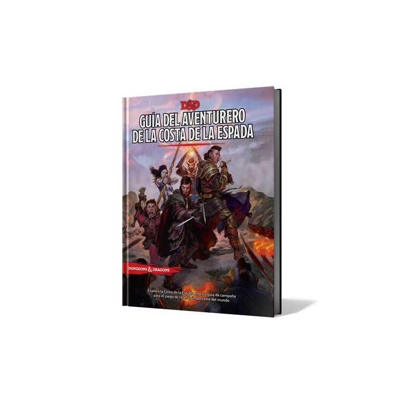 La Guía del Aventurero de la Costa de la Espada Dungeons and Dragons 5ªedición