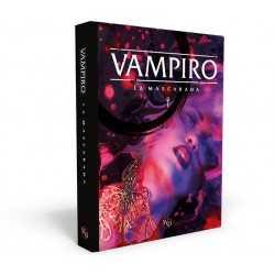 Vampiro La Mascarada 5ª Edición