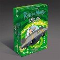 Rick & Morty Mix Up