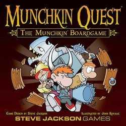 Munchkin Quest ( English)