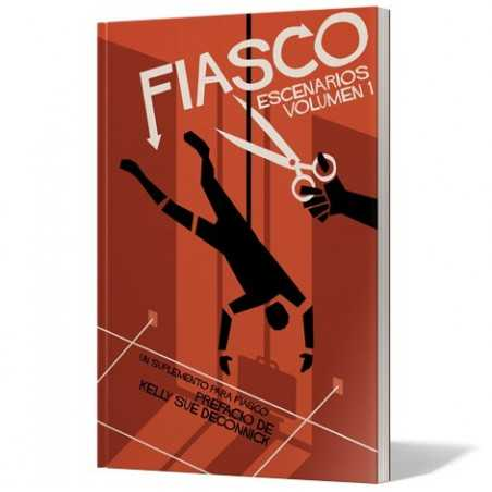 Fiasco Escenarios volumen 1