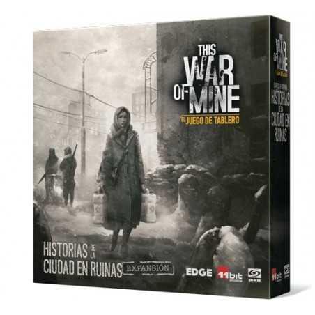 Historias de la ciudad en ruinas This War of Mine