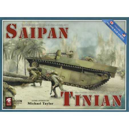 Saipan & Tinian, 1944 Pacific Island Series - Volume I