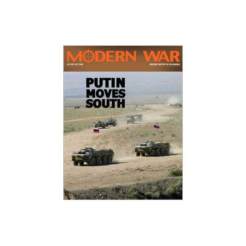 Modern War 37 Putin Moves South