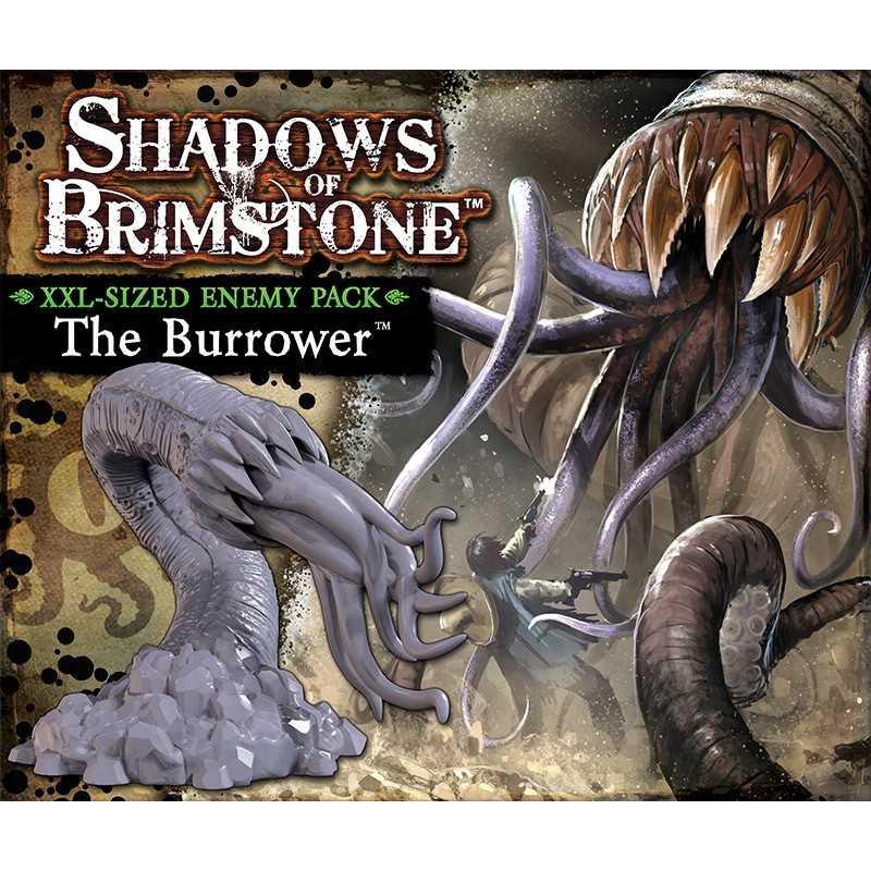 The Burrower XXL ENEMY Shadows of Brimstone