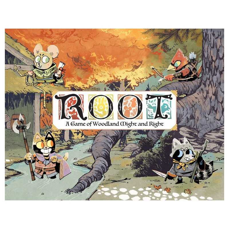 Root (English)