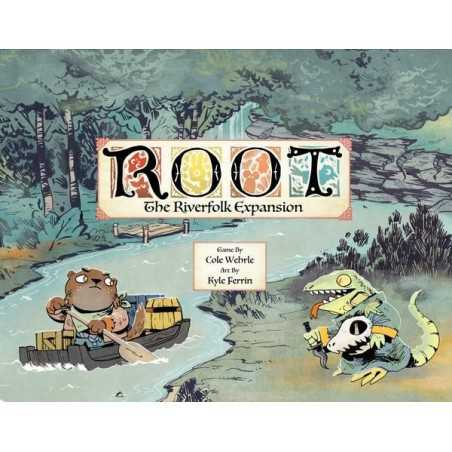 Root The Riverfolk Expansion (English)