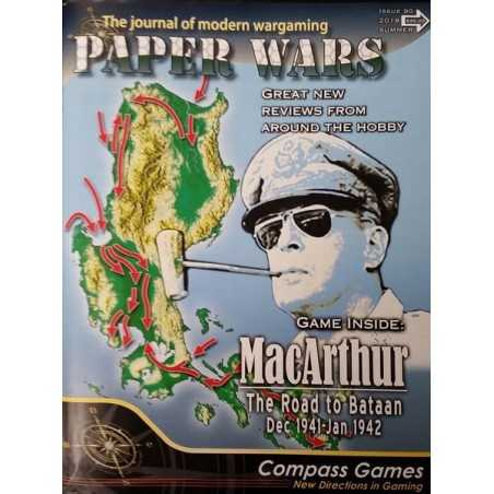 Paper Wars Issue 90 McArthur Road to Bataan