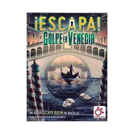 Escapa Golpe en Venecia