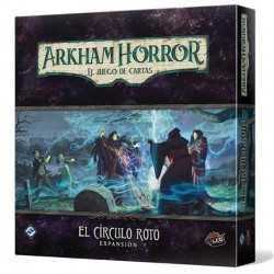 El Círculo roto Arkham Horror el juego de cartas