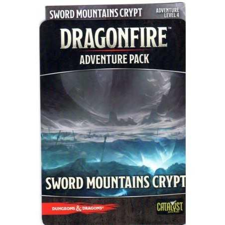 Dragonfire Sword Mountain's Crypt