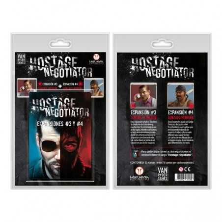 Hostage Negotiator EXPANSIONES 3 Y 4
