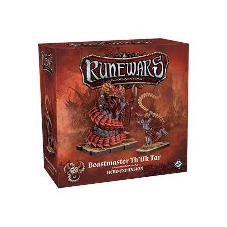 Runewars Beastmaster Th'Uk Tar (ENGLISH)