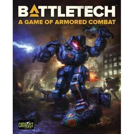 Battletech A Game of Armoured Combat